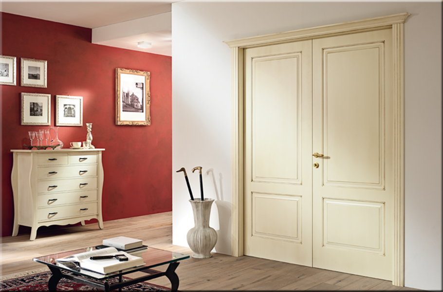 Porte interne base 2 serramenti for Porte arredamento moderno